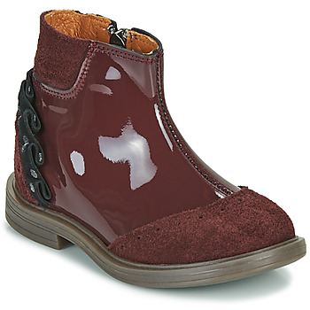 Shoes Girl Mid boots Little Mary ELSIE Red