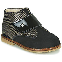 Shoes Girl High top trainers Little Mary JANYCE Black