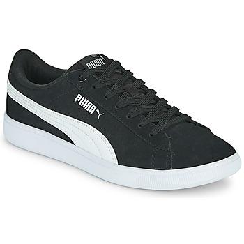 Shoes Women Low top trainers Puma VIKKY Black