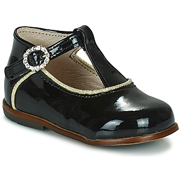 Shoes Girl High top trainers Little Mary BETHANY Black