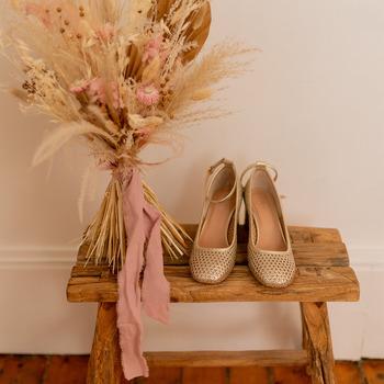 Shoes Women Court shoes Céleste MIRABELLE Gold