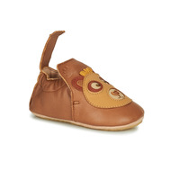 Shoes Children Slippers Easy Peasy BLUBLU OURS Brown