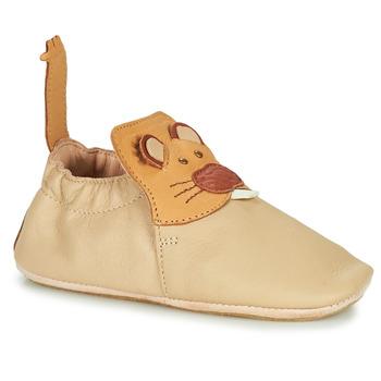 Shoes Children Slippers Easy Peasy BLUBLU CASTOR Beige