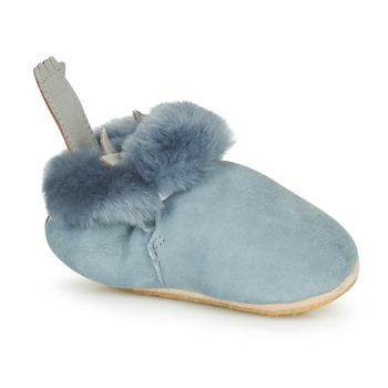 Shoes Children Slippers Easy Peasy MINIBLU TAUREAU Grey