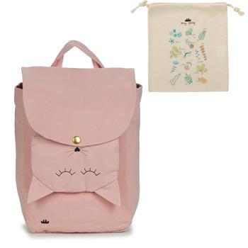 Bags Girl Shoulder bags Easy Peasy BACKOO Pink