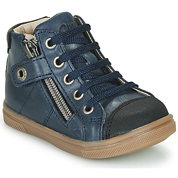 Shoes Boy High top trainers GBB KAMIL Blue