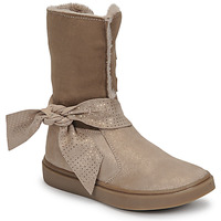 Shoes Girl Boots GBB EVELINA Beige