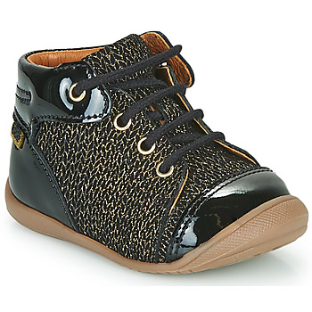 Shoes Girl High top trainers GBB OLSA Black
