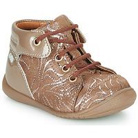 Shoes Girl High top trainers GBB OLSA Beige