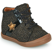 Shoes Girl High top trainers GBB DUANA Black