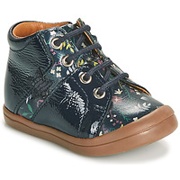 Shoes Girl High top trainers GBB DUANA Blue