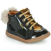 Shoes Girl High top trainers GBB SISSY Black
