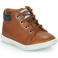 Shoes Boy High top trainers GBB FOLLIO Brown