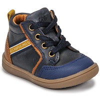 Shoes Boy High top trainers GBB GERMAIN Blue