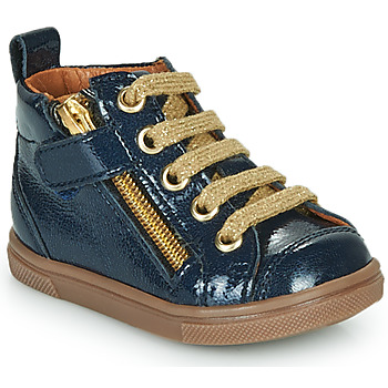 Shoes Girl High top trainers GBB INNA Blue