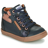 Shoes Girl High top trainers GBB VALA Blue