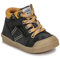 Shoes Boy High top trainers GBB ANATOLE Black