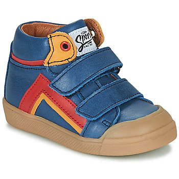 Shoes Boy High top trainers GBB ERNEST Blue