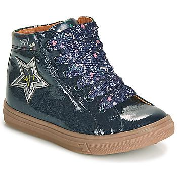 Shoes Girl High top trainers GBB TADEA Blue