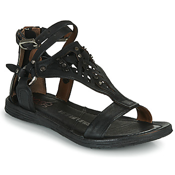 Shoes Women Sandals Airstep / A.S.98 RAMOS Black
