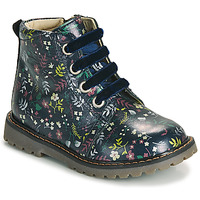 Shoes Girl High top trainers GBB NAREA Blue