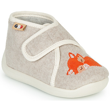 Shoes Children Slippers GBB APOCHOU Beige