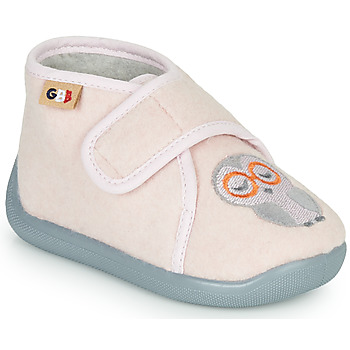 Shoes Girl Slippers GBB APOCHOU Pink