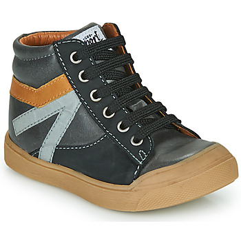Shoes Boy High top trainers GBB ARNOLD Grey