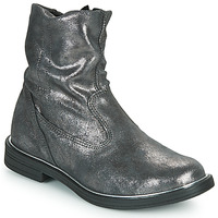Shoes Girl Mid boots GBB MICKY Grey
