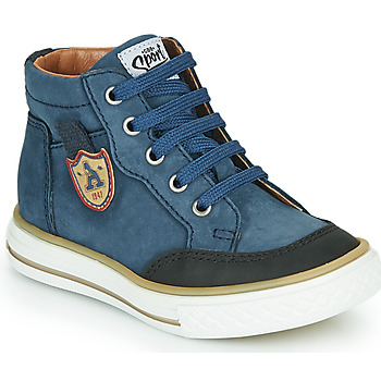 Shoes Boy High top trainers GBB NATHAN Blue