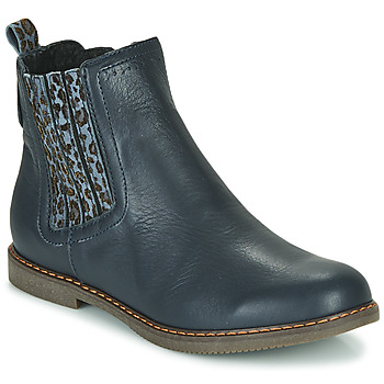 Shoes Girl Mid boots GBB EVERY Blue
