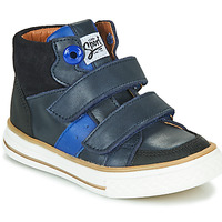 Shoes Boy High top trainers GBB KIMMY Blue