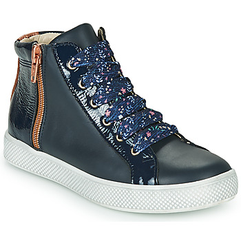 Shoes Girl High top trainers GBB FAVERY Blue