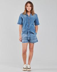 material Women Jumpsuits / Dungarees Betty London ONIOU Blue / Medium