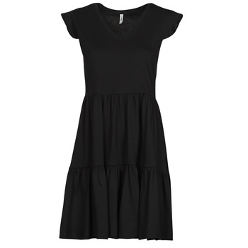 material Women Short Dresses Only ONLMAY Black