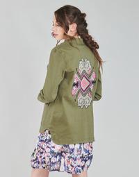 material Women Jackets / Blazers Only ONLAUDREY Kaki