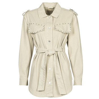material Women Jackets / Blazers Only ONLNORA Beige