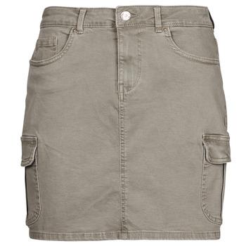 material Women Skirts Only ONLMISSOURI Kaki