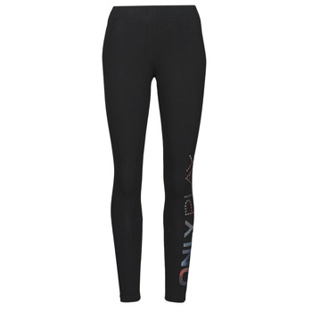 material Women Tracksuit bottoms Only Play ONPFENT Black