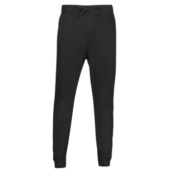 material Men Tracksuit bottoms G-Star Raw PREMIUM BASIC TYPE C SWEAT PANT Black
