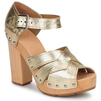 Shoes Women Sandals Marc by Marc Jacobs VENTA Gold