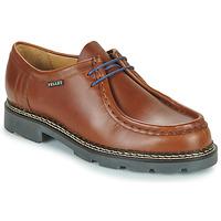 Shoes Men Derby shoes Christian Pellet Macho Brown