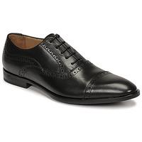 Shoes Men Derby shoes & Brogue shoes Christian Pellet ALEX Black