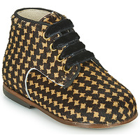 Shoes Girl High top trainers Little Mary MAXYNE Black