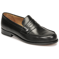 Shoes Men Loafers Christian Pellet Colbert Black