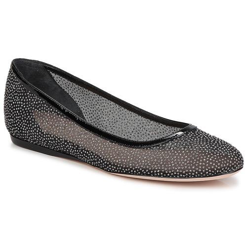 Shoes Women Ballerinas Sebastian GLIME Black
