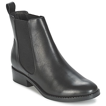 Shoes Women Mid boots Aldo CYDNEE Black