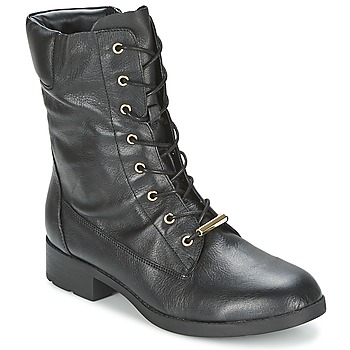 Shoes Women Mid boots Aldo KANDY Black