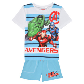 material Boy Sets & Outfits TEAM HEROES  AVENGERS SET Multicolour