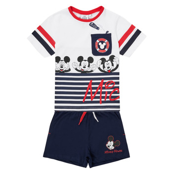 material Boy Sets & Outfits TEAM HEROES  MICKEY SET Multicolour